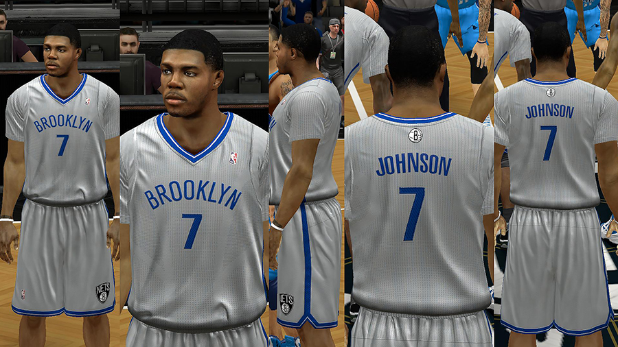 Brooklyn Nets Jersey Pack