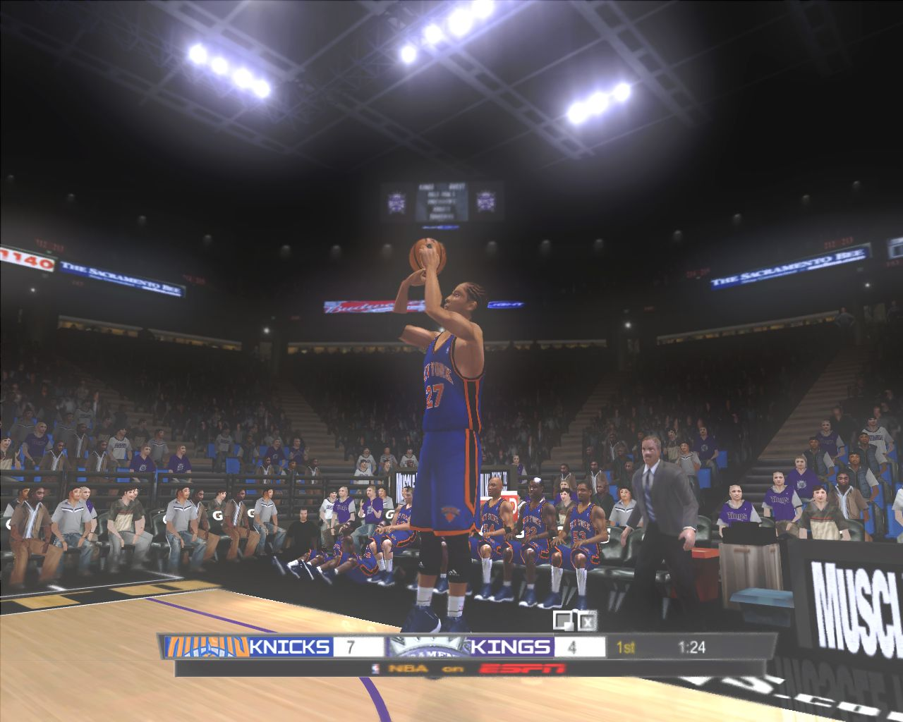 NBA Live 08 Fictional Rosters