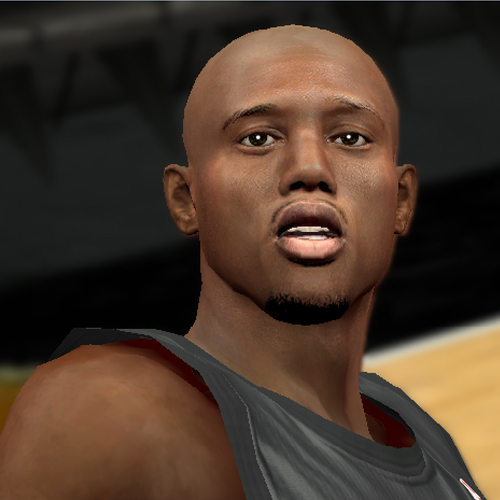 Travis Outlaw Face