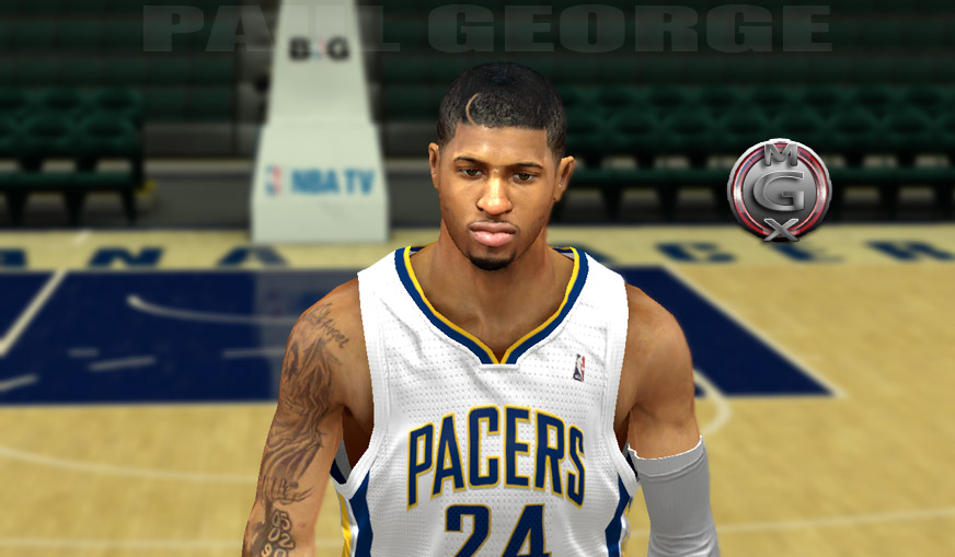 Paul George Next Gen Face