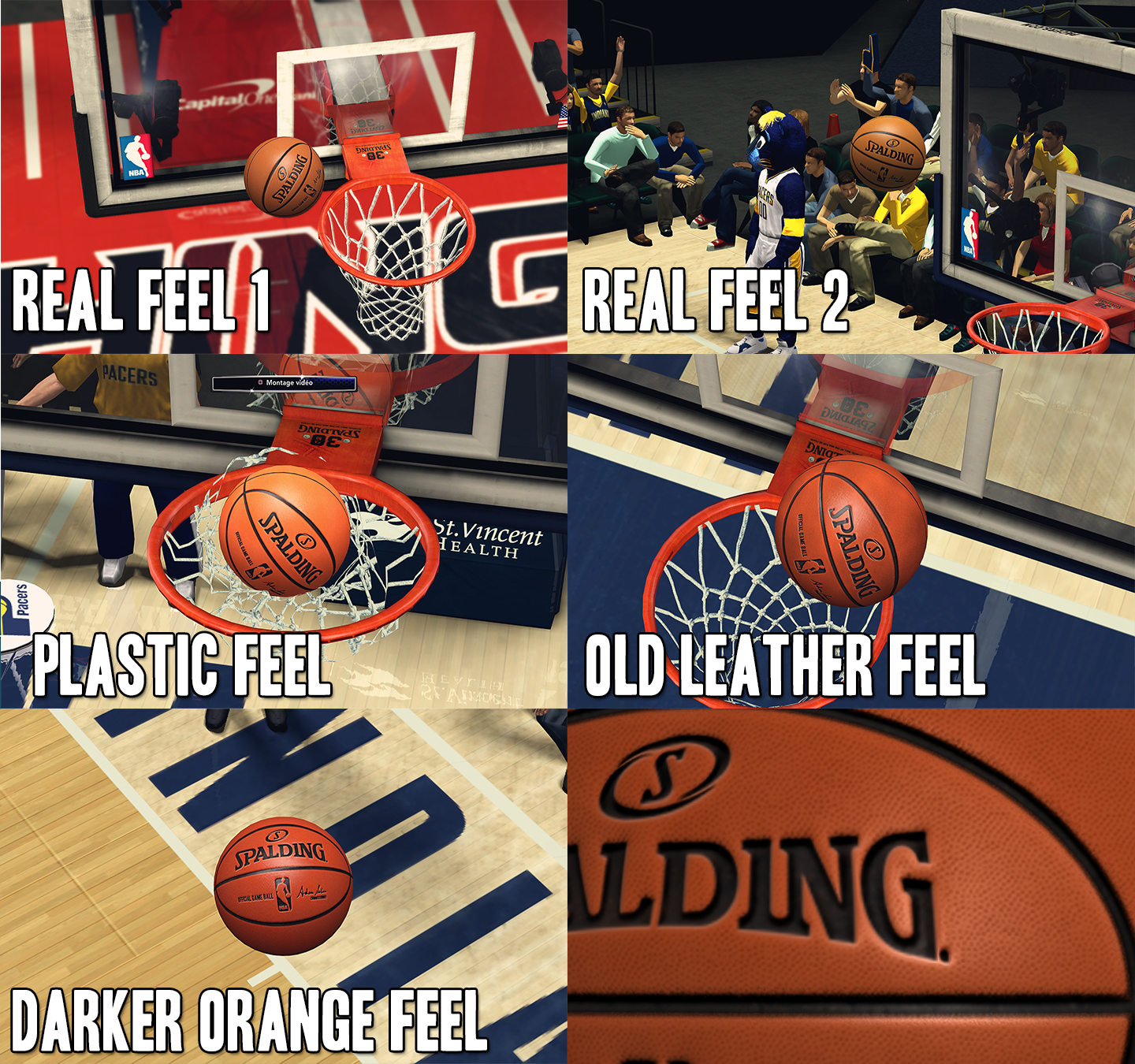 Basketballs Pack