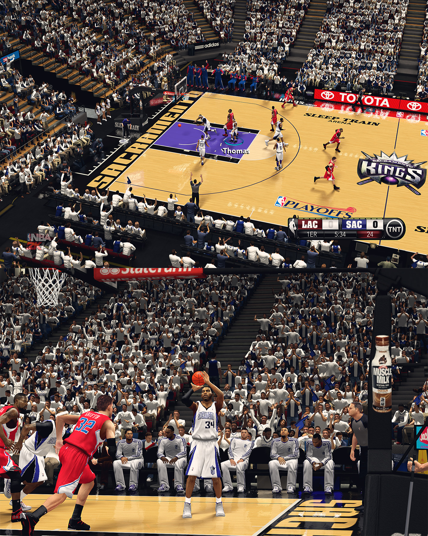 Sacramento Kings Sleep Train Arena - HD Arena
