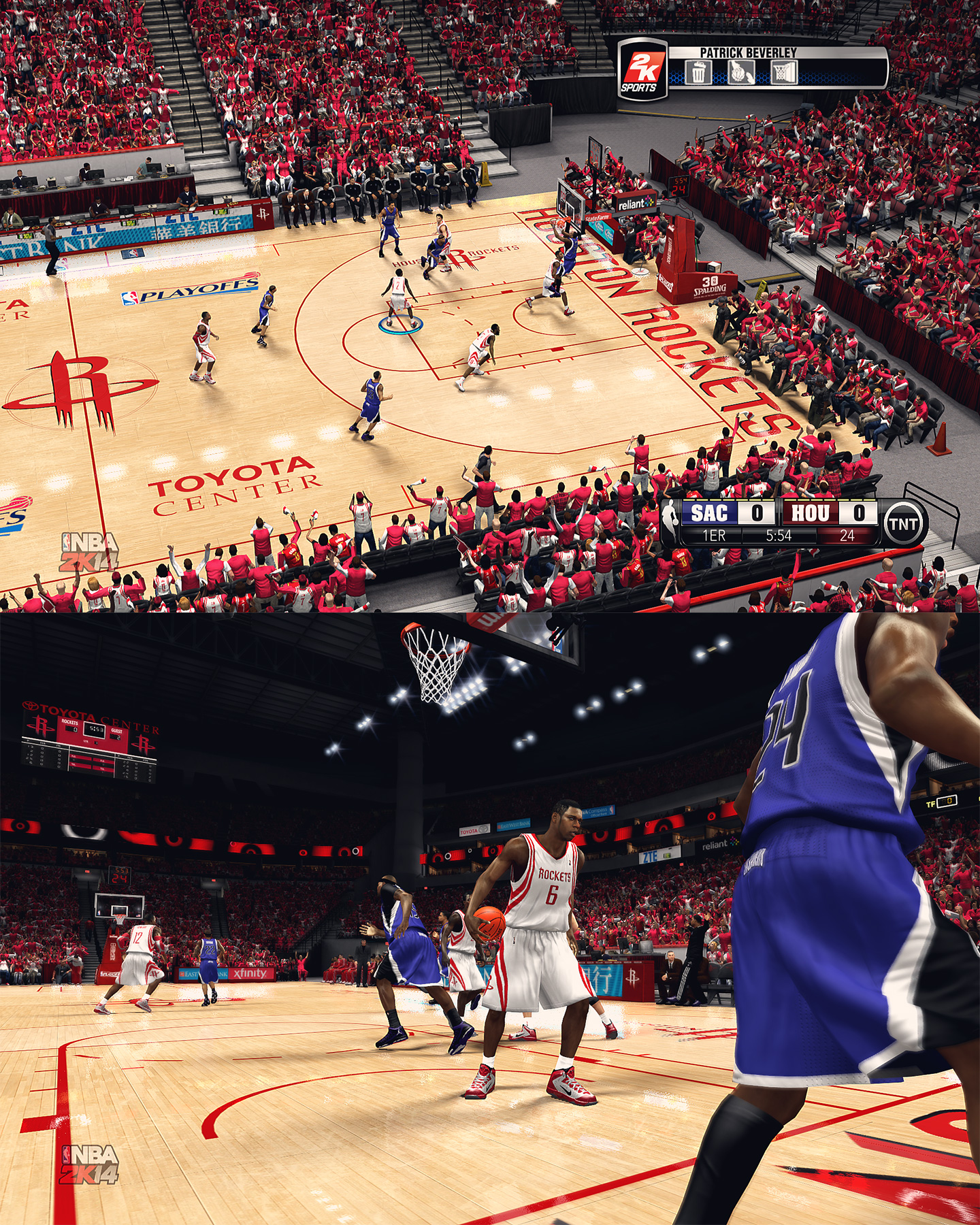 Houston Rockets Toyota Center - HD Arena