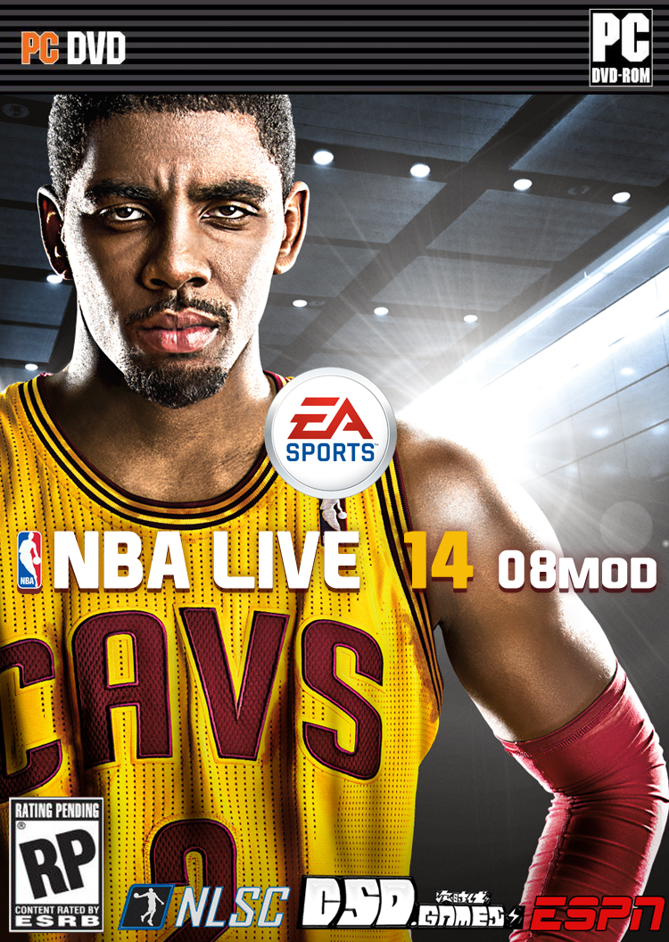 nba live 2008 pc mega download