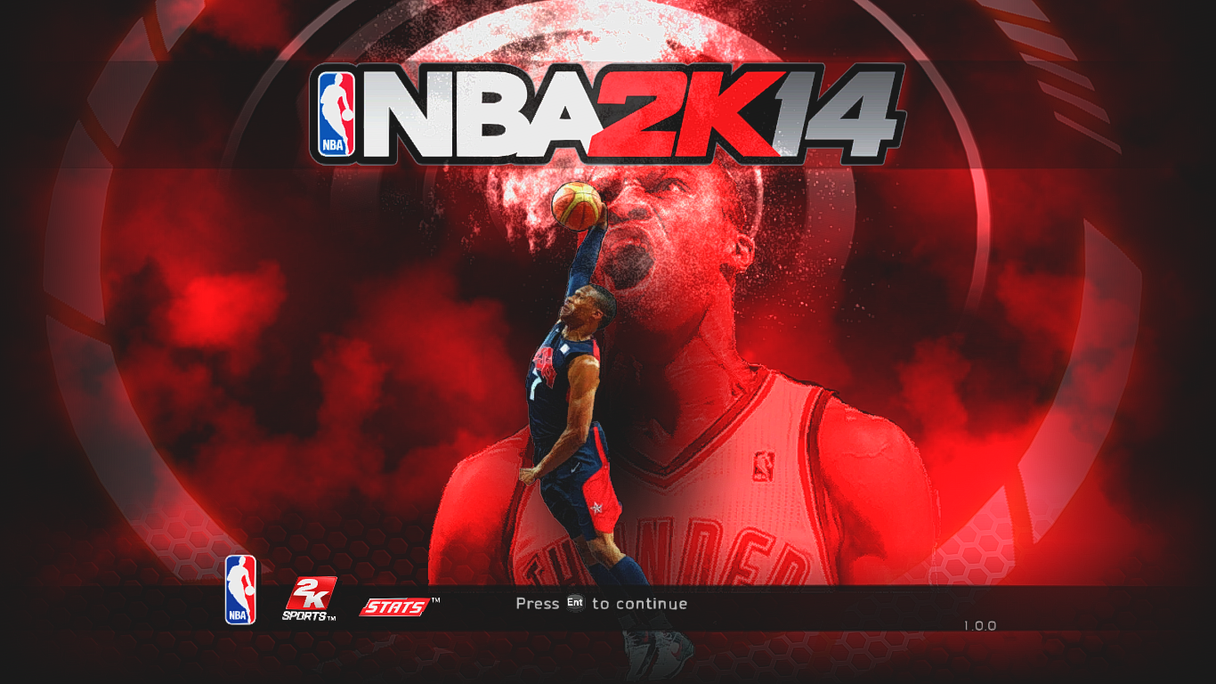 Russell Westbrook Title Screen