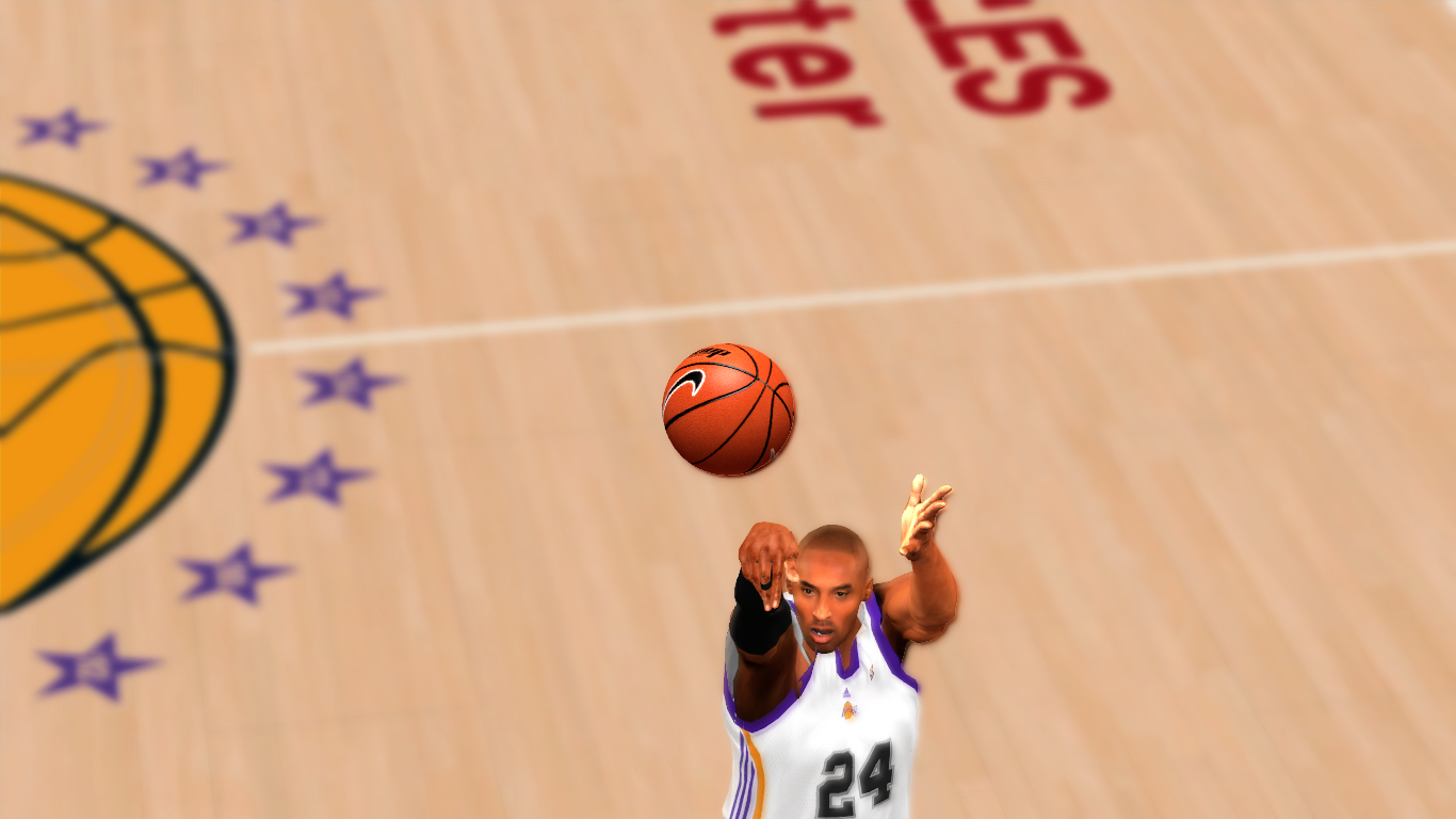 NBA 2K14 Nike Dominate Ball