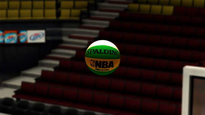 NBA 2K14 Spalding Recycle Ball