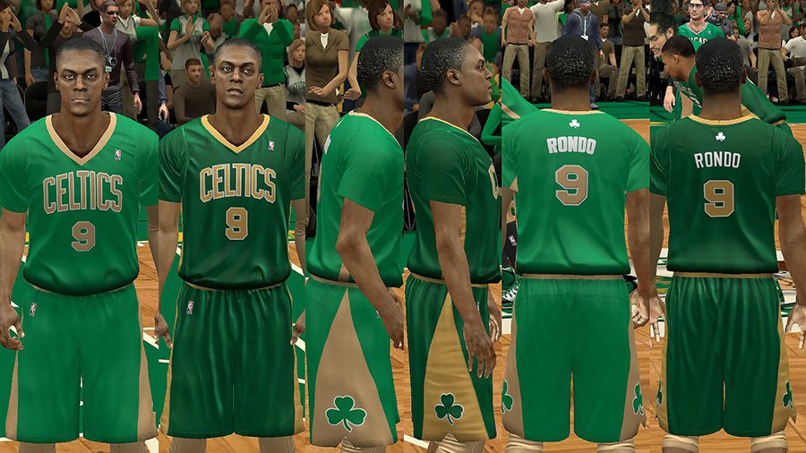 Saint Patrick's Day Jersey Pack