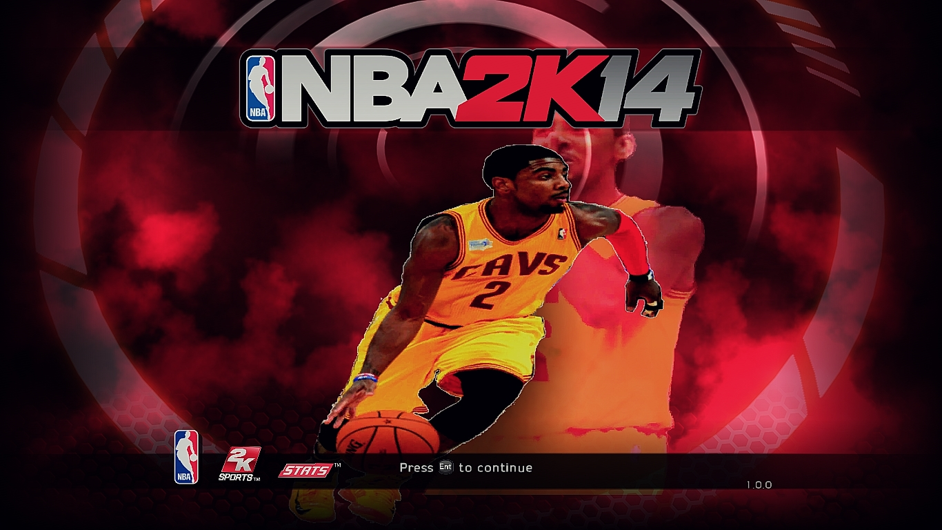 Kyrie Irving Title Screen