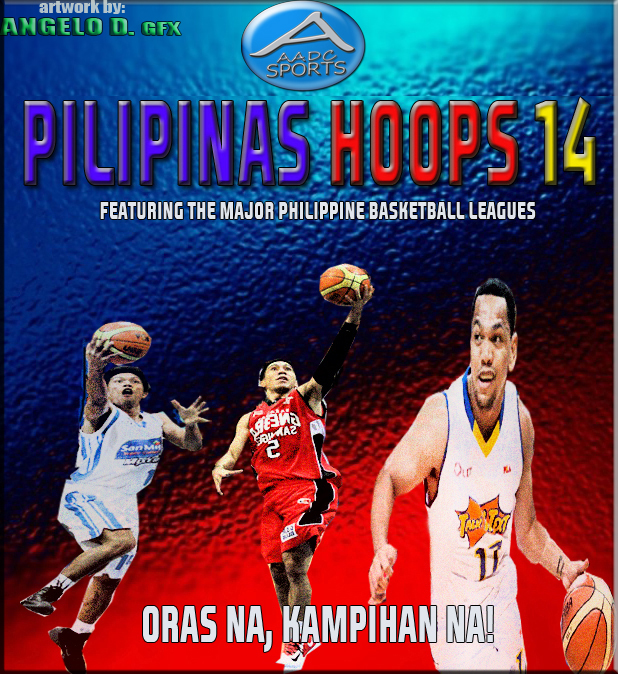 PILIPINAS HOOPS 14 - Featuring the PBA
