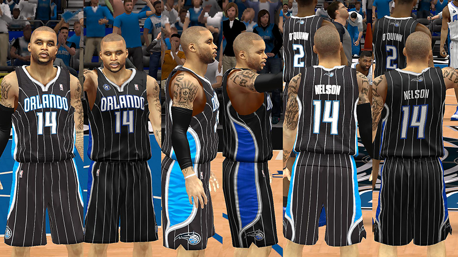 Orlando Magic Jersey Pack