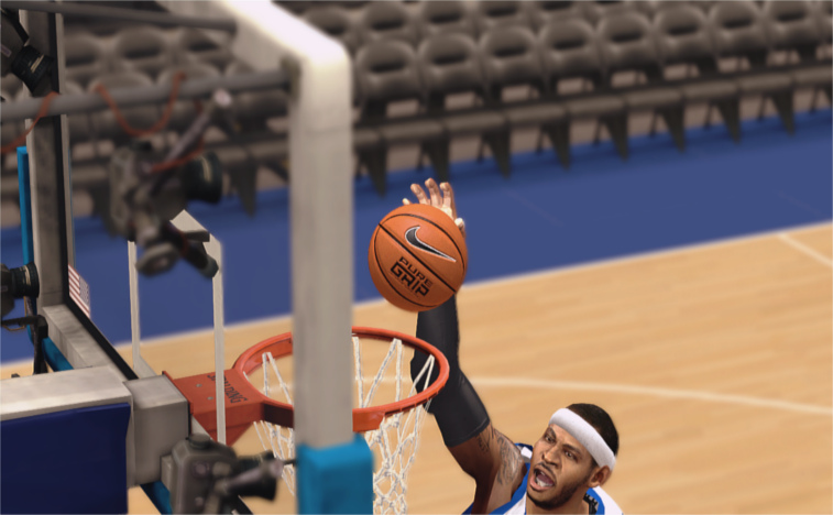 NBA 2K14 Nike Pure Grip Ball