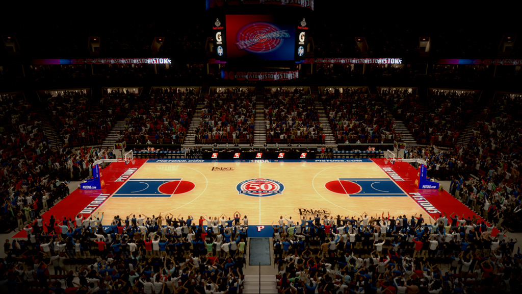 2007-2008 The Palace of Auburn Hills
