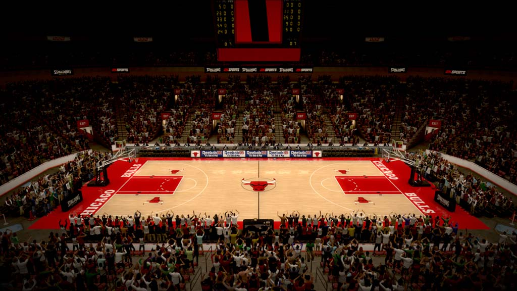 1987-1994 Chicago Stadium in Chicago