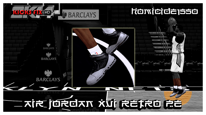Air Jordan XVI Retro (Joe Johnson PE)