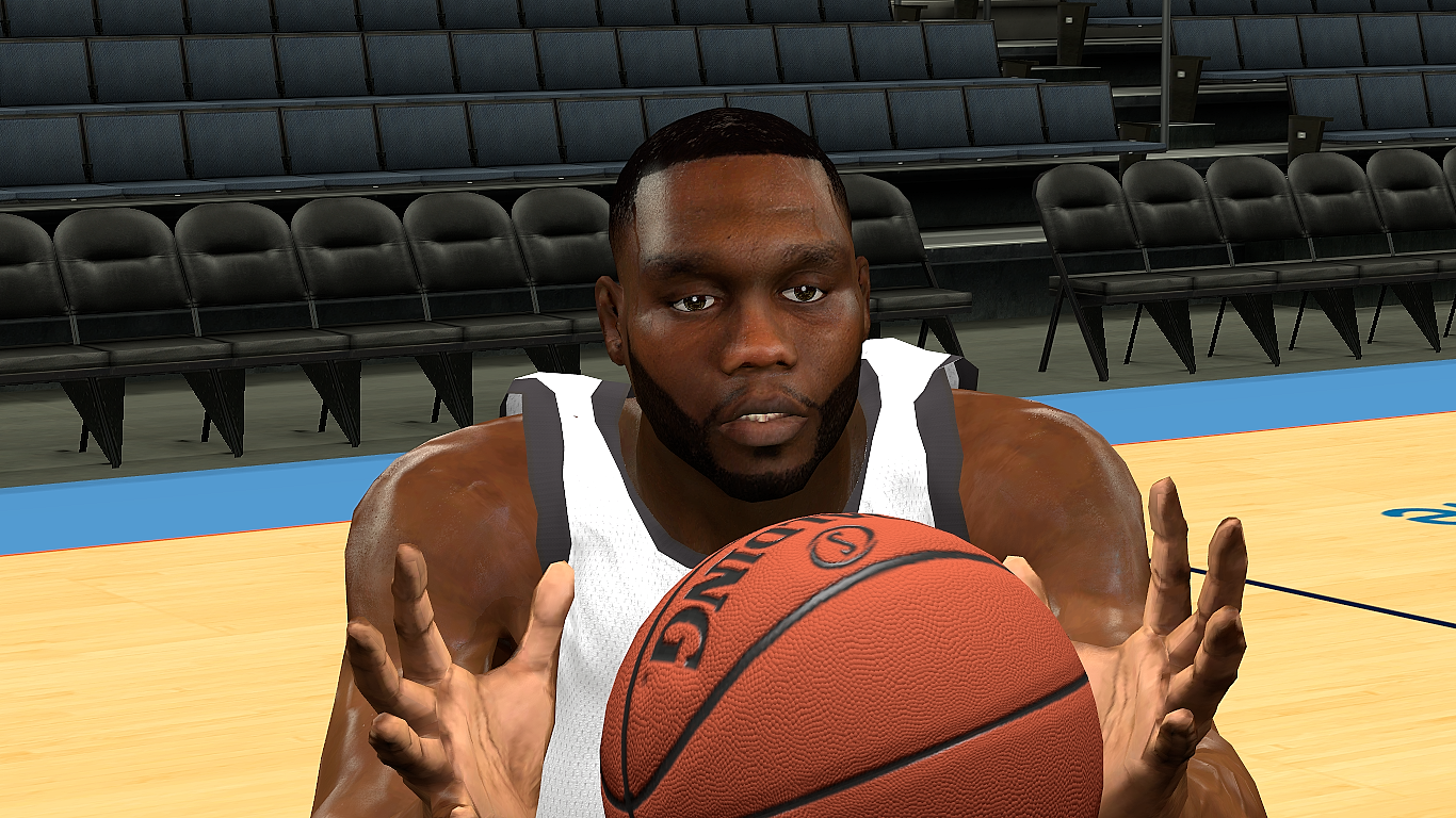 Al Jefferson Face