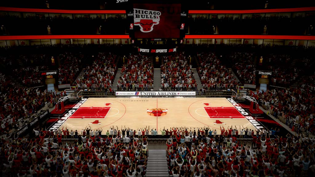 1997-1998 United Center in Chicago