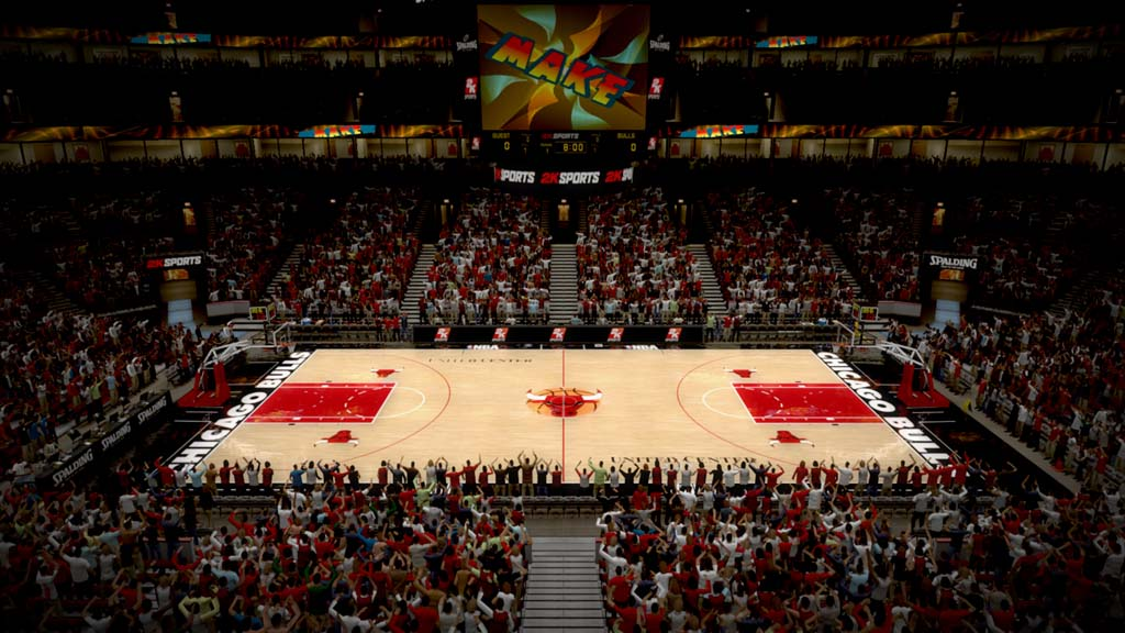 1998-2000 United Center in Chicago
