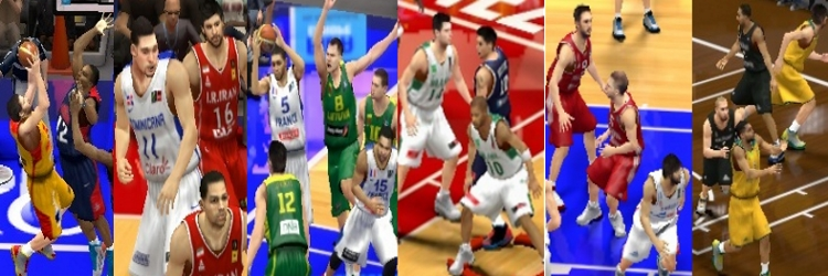 FIBA 2014 My Career Fix Mod