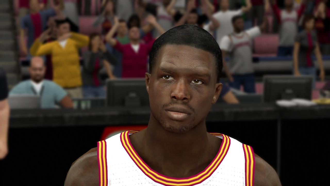 NLSC Forum • Downloads Luol Deng Face