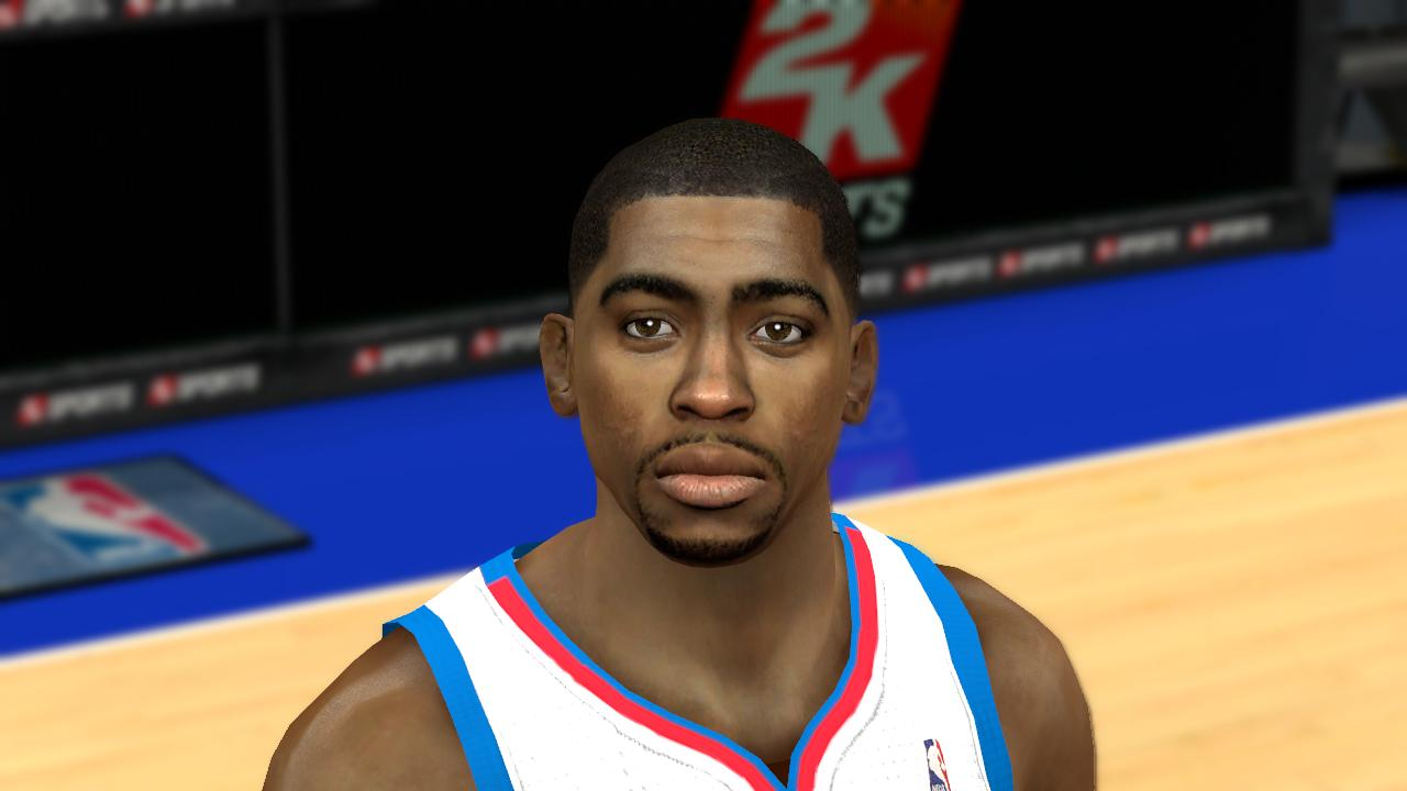 Hollis Thompson Face