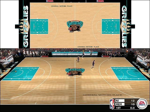 NLSC Forum • Downloads - Vintage Vancouver Grizzlies Court (2000-2001) 505245555