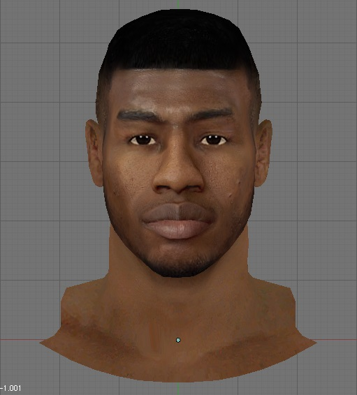 Iman Shumpert HD Face