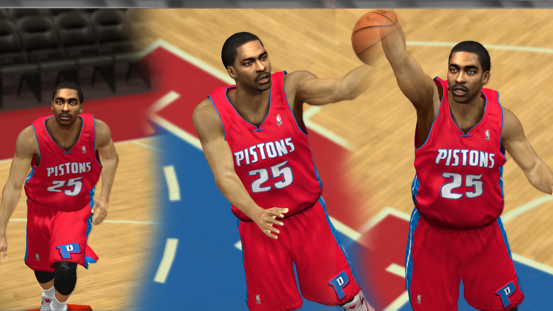 Spencer Dinwiddie HD Face