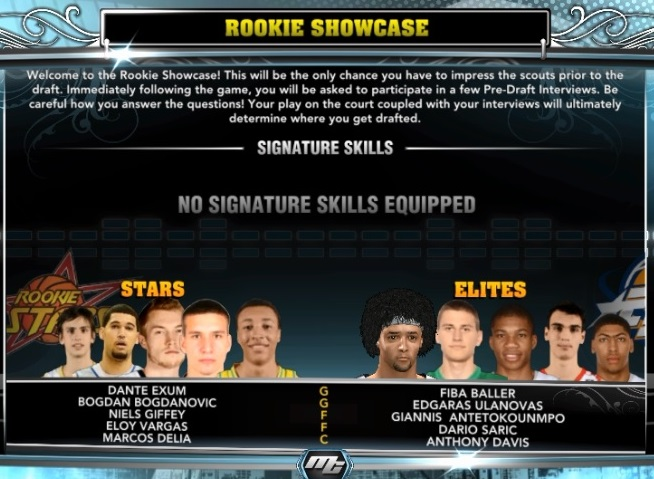 FIBA 2014 My Career Roster Fix Mod July 2014 Cyberface Updates