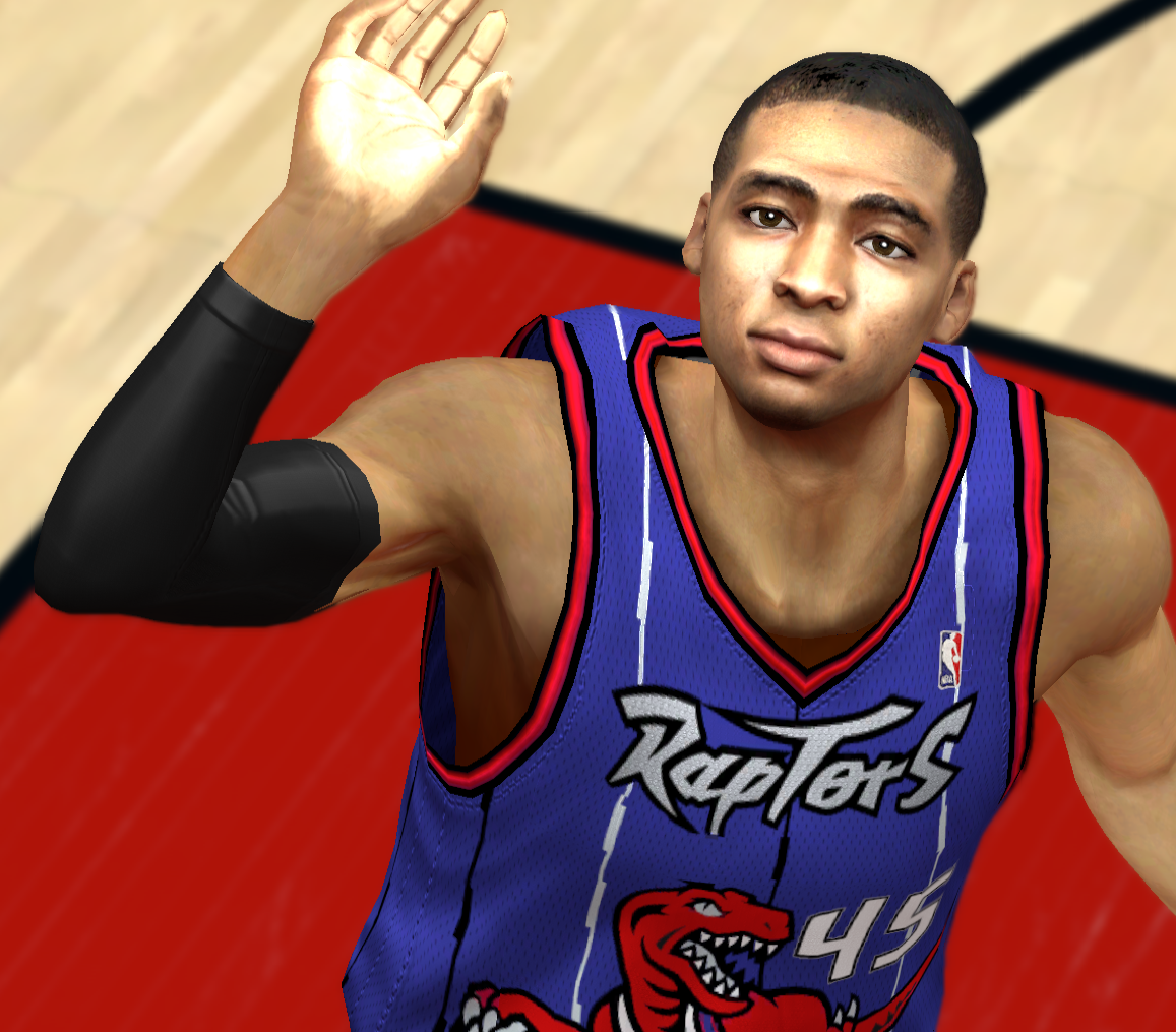 Bruno Caboclo HD Face