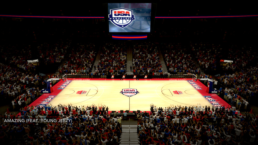 2014 Thomas & Mack Center in Las Vegas