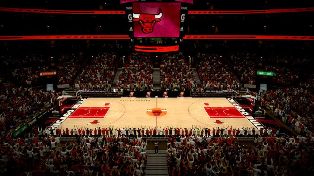 2005-2006 United Center in Chicago