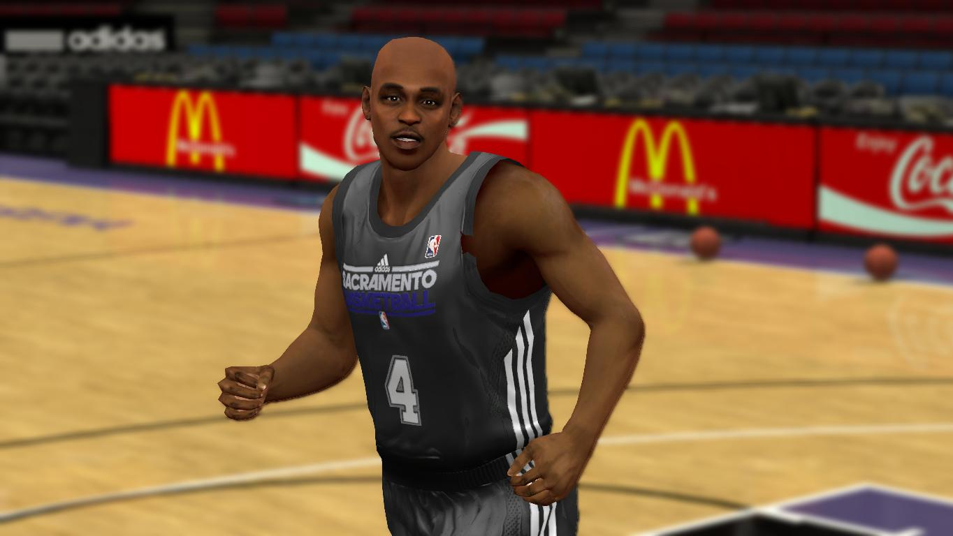 Chris Webber Face (Bald Version)
