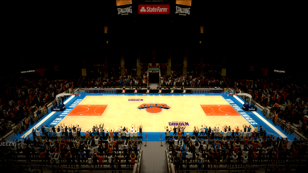 2006-2010 Madison Square Garden IV in Manhattan
