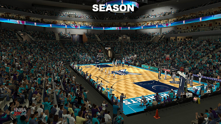 Charlotte Hornets HD Crowd