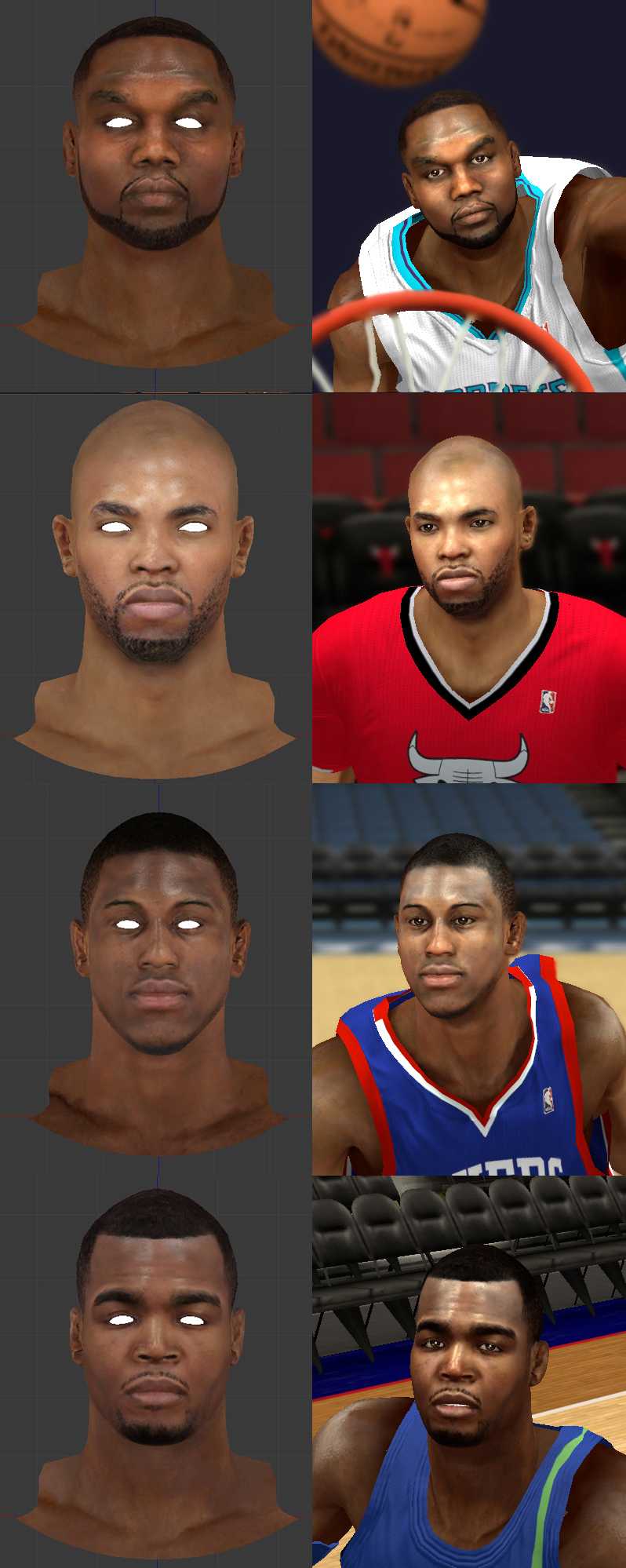 Next Gen Face Pack for PC