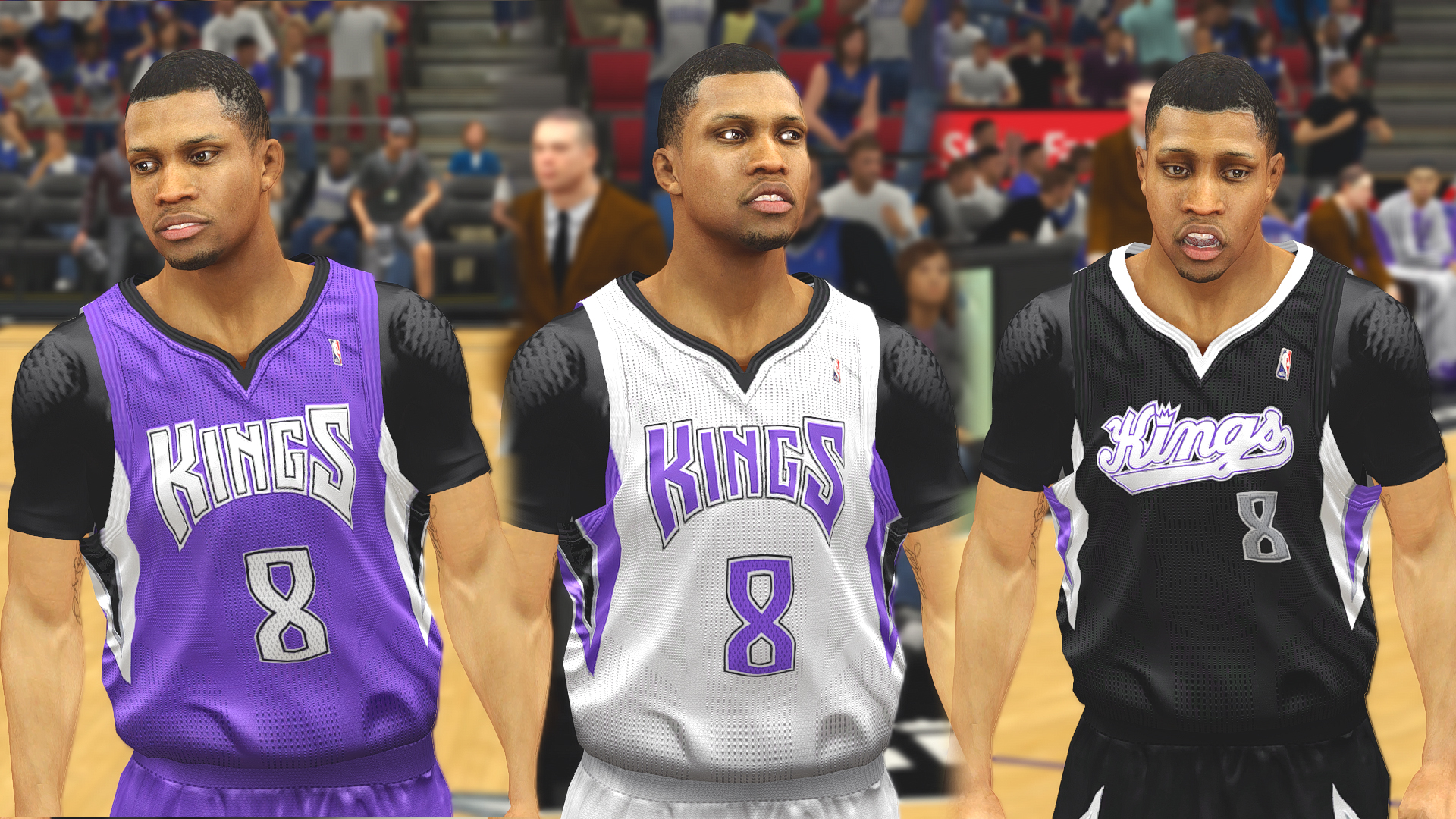 Sacramento Kings Jersey Update