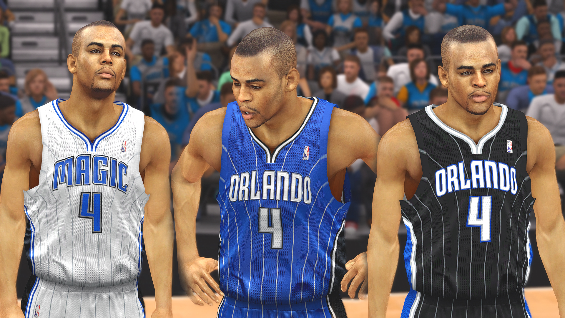 Orlando Magic Jersey Update