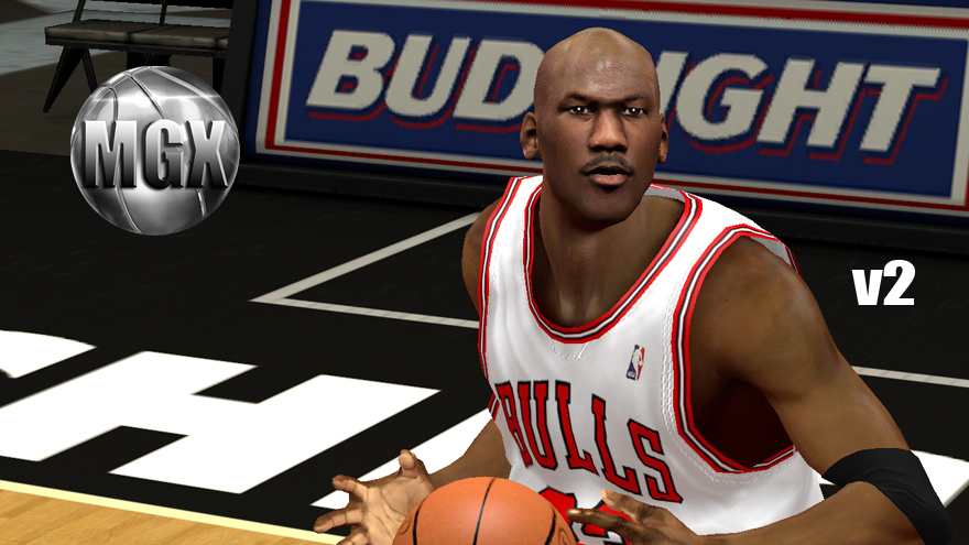 Michael Jordan Late 90s Face
