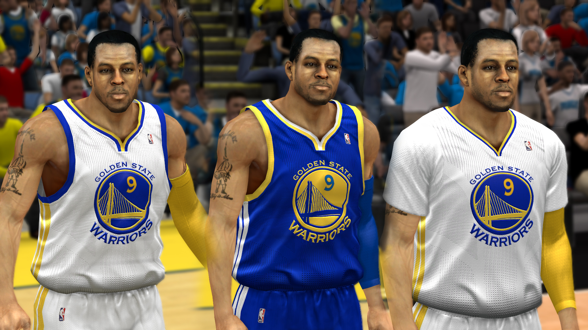 Golden State Warriors Jersey Update
