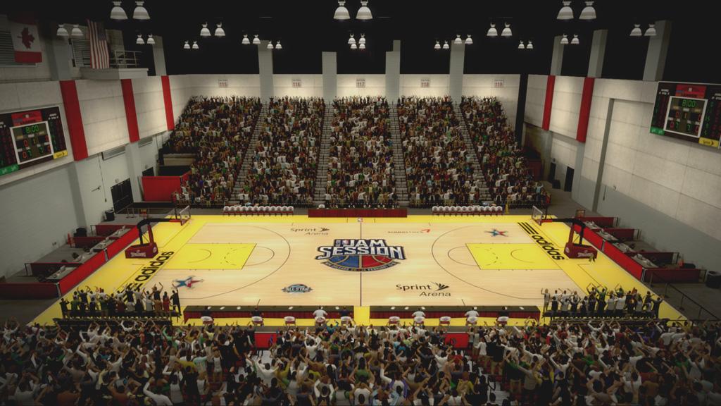 Re: NBA 2k14 Feat. . D-League Mod BETA Version Released.