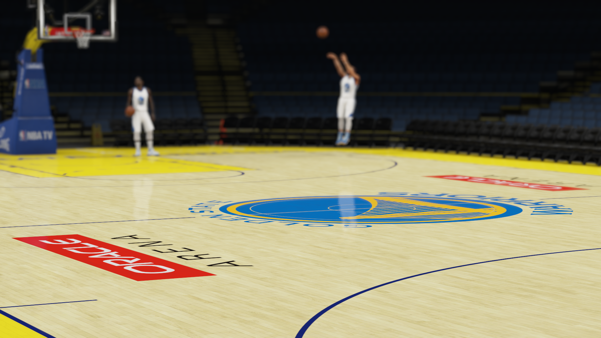 Nlsc Forum Downloads Golden State Warriors Court