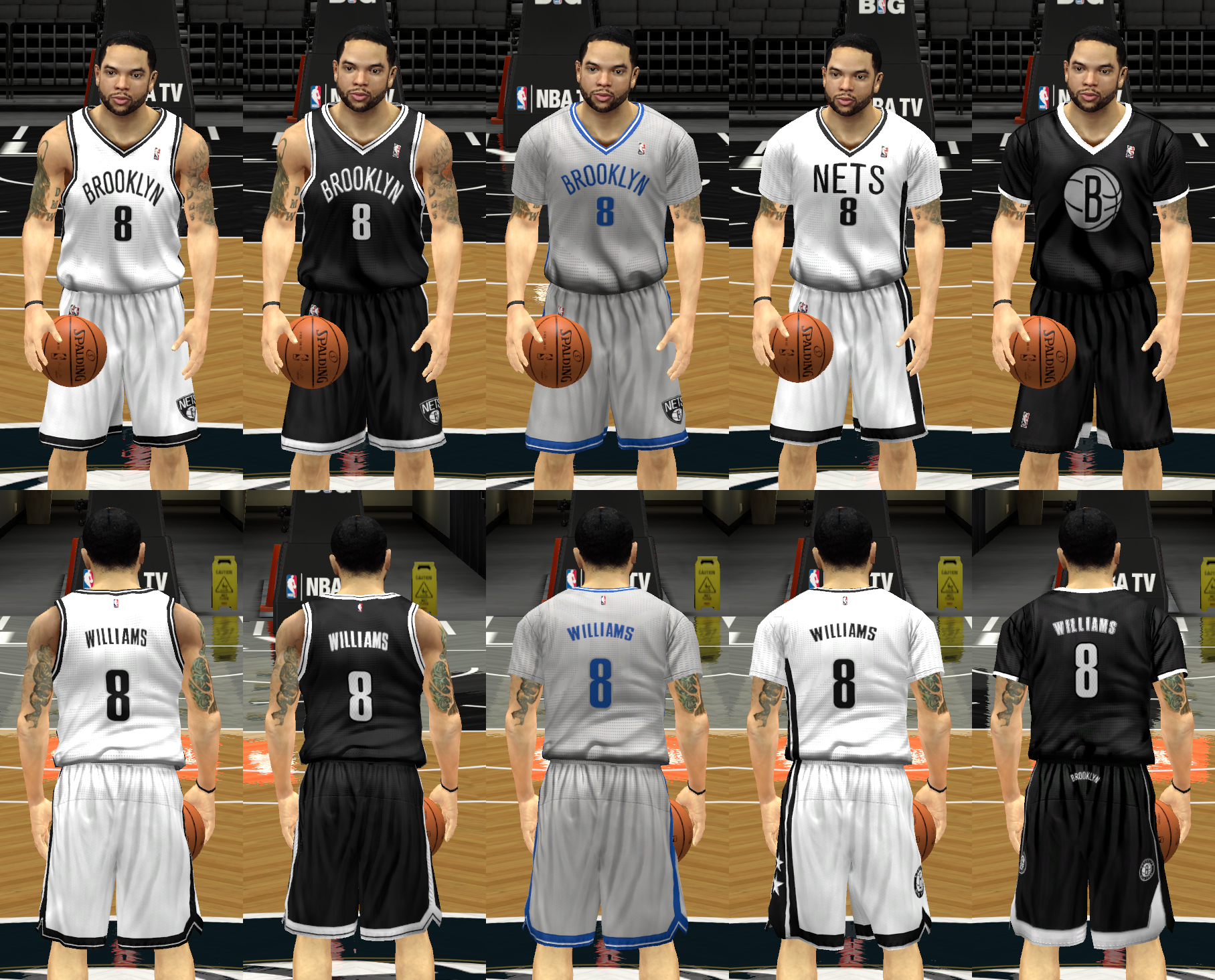 c2cf43596cc NLSC Forum • Downloads - 2015 Brooklyn Nets Uniforms
