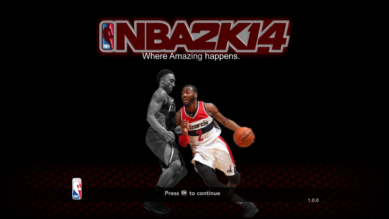 John Wall Title Screen