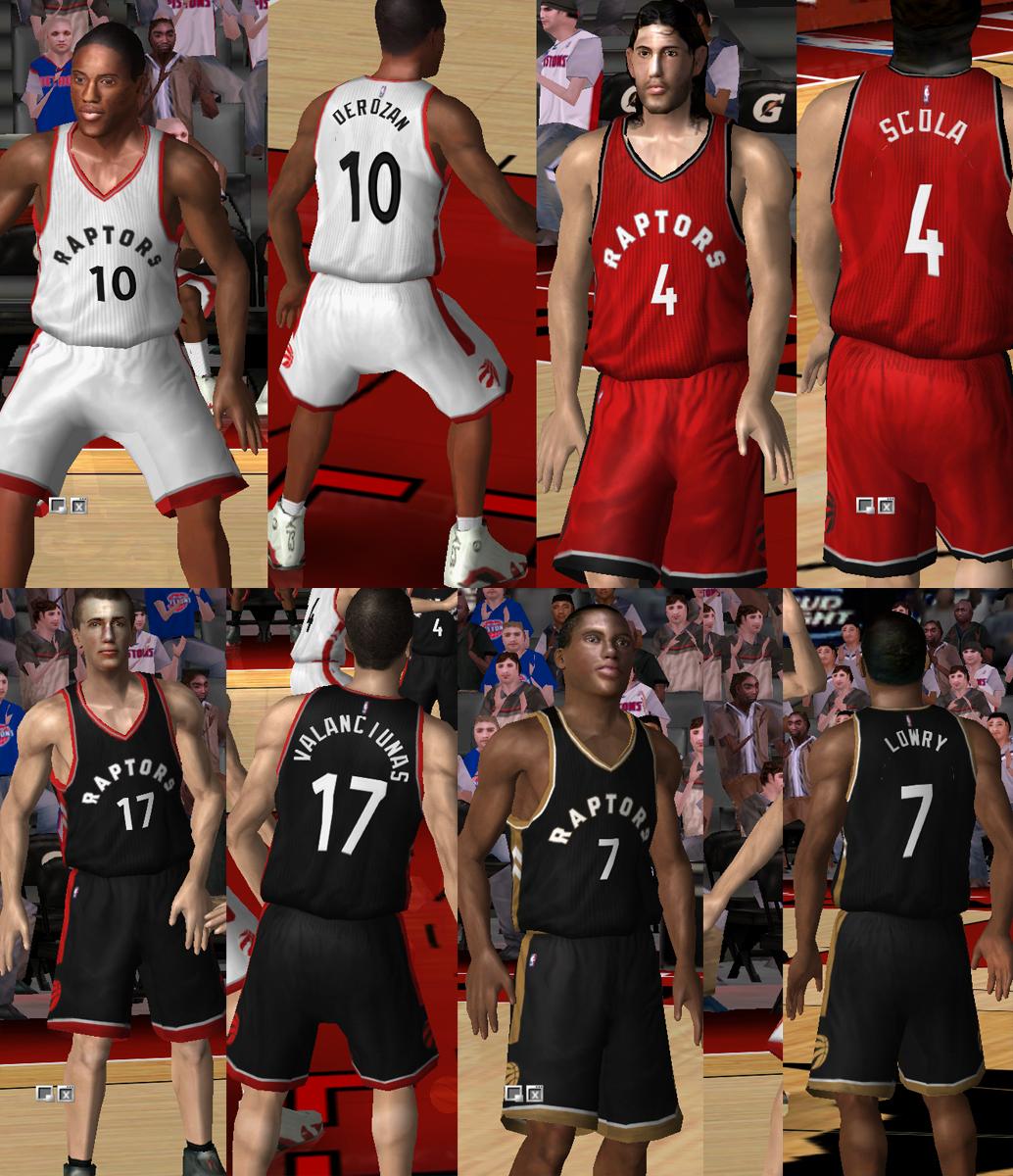 207ea272751 NLSC Forum • Downloads - 2015 2016 Toronto Raptors Jersey Patch