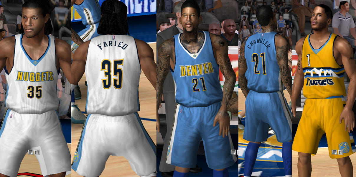 91717c15880f NLSC Forum • Downloads - 2015 2016 Denver Nuggets Jersey Patch