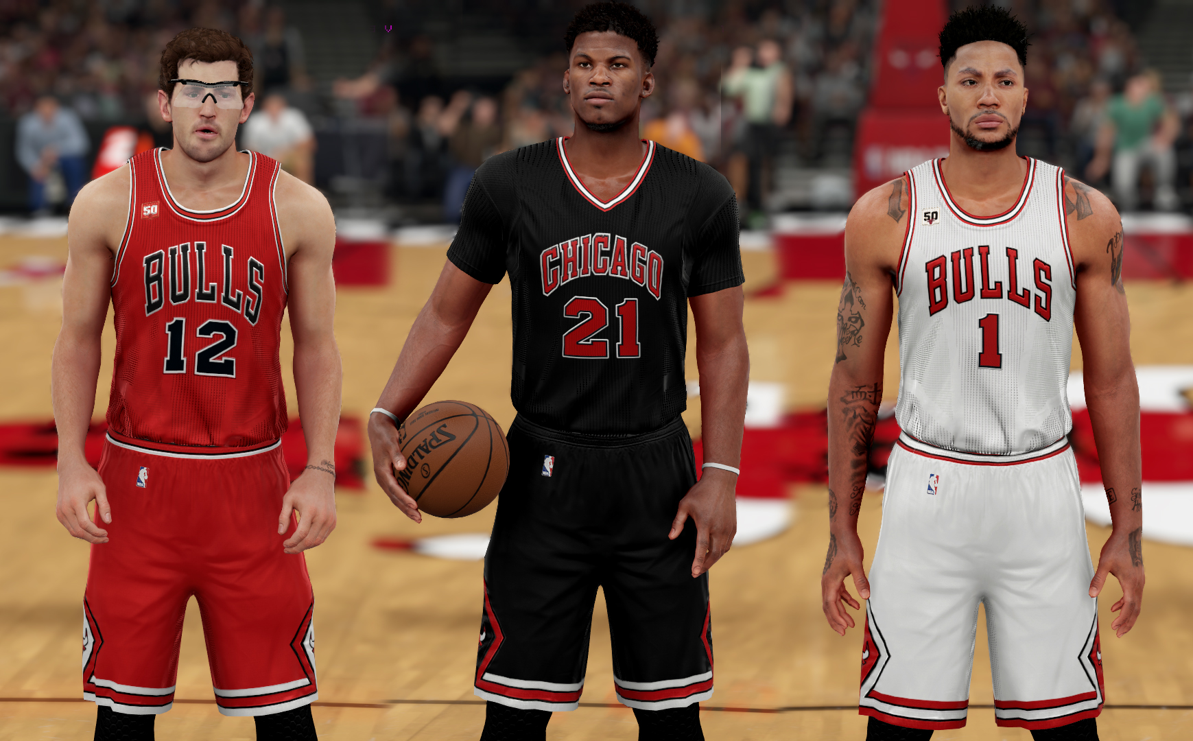 more photos cffeb fbcbe NLSC Forum • Downloads - Chicago Bulls Jersey
