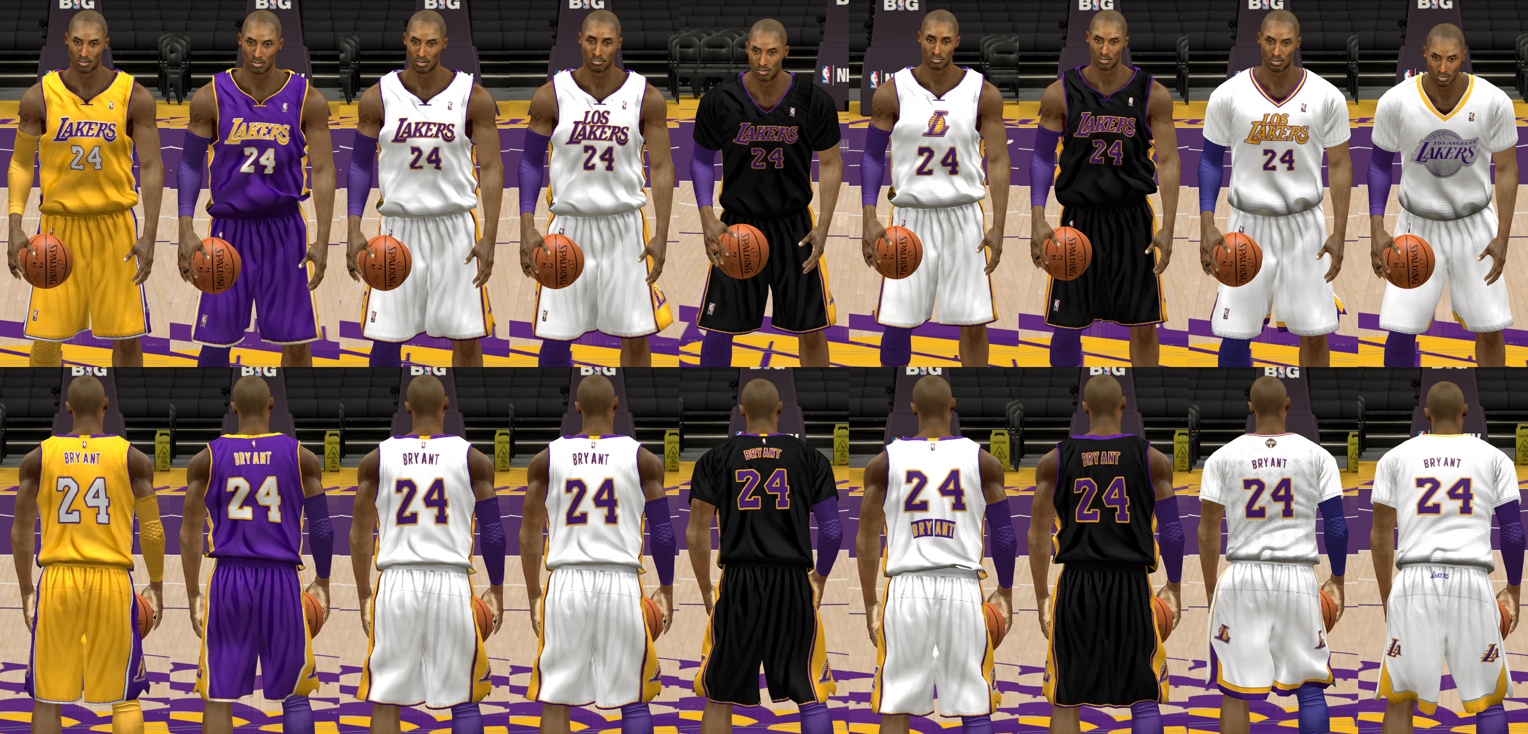 af7f3bdd92f NLSC Forum • Downloads - 2016 Los Angeles Lakers Uniforms