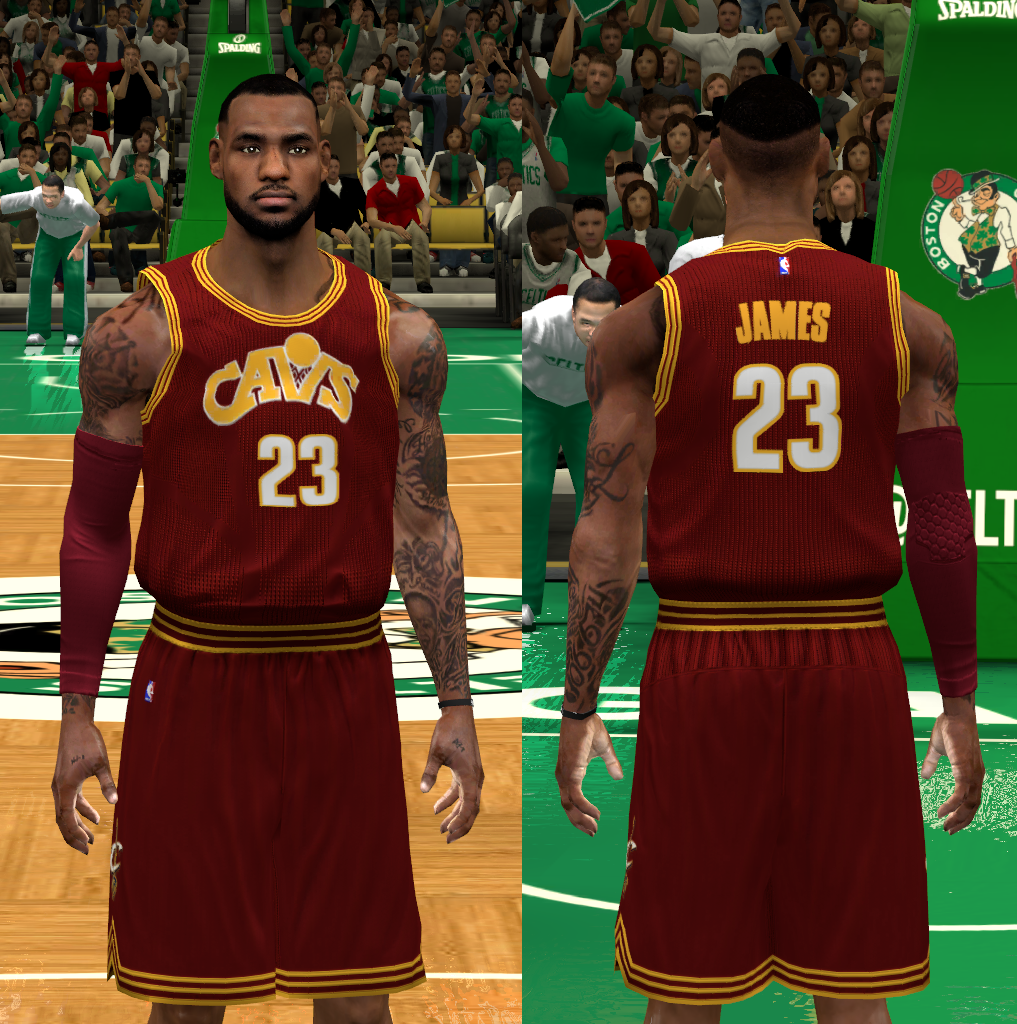 c5a4cbb98534 NLSC Forum • Downloads - Cleveland Cavaliers 2015-2016 Alternate Uniform
