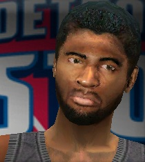 Andre Drummond 2015/2016 Face